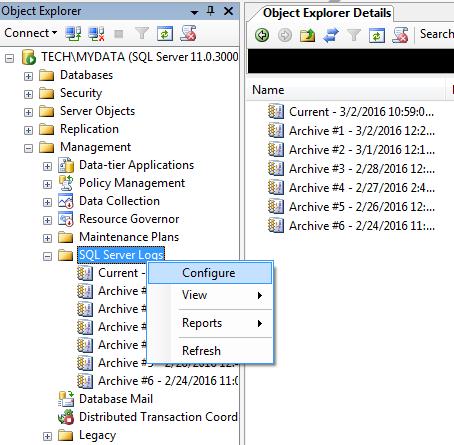 sql-server-error-log-files